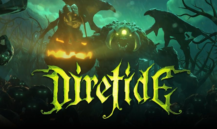 В Dota 2 возвращается Хэллоуинское событие Восстание тьмы