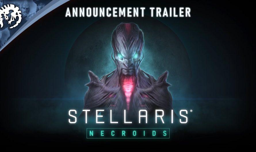 Дополнение Necroids Species Pack для Stellaris выйдет 29 октября