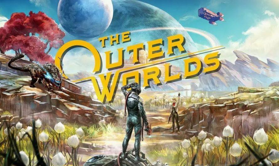 Steam версия The Outer Worlds выходит 23 октября