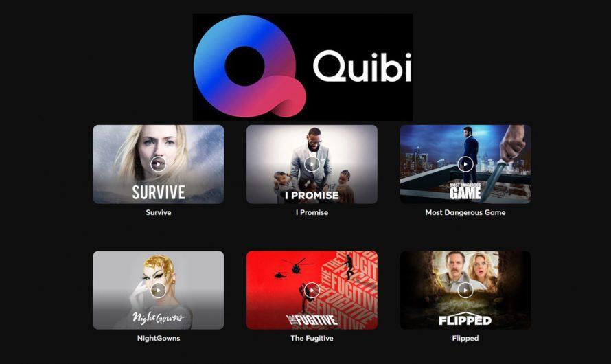 Мобильный сервис Quibi закрывается