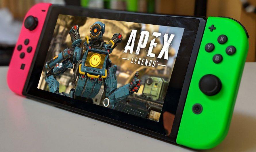 Релиз Switch-версии Apex Legends перенесли на 2021 год