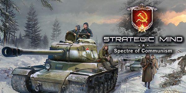 Трейлер к релизу Strategic Mind: Spectre of Communism