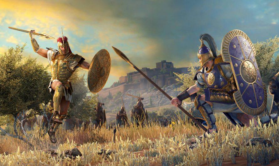Детали дополнения Blood & Glory для Total War Saga: Troy