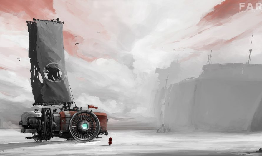 Мобильная версия FAR: Lone Sails выйдет 22 октября