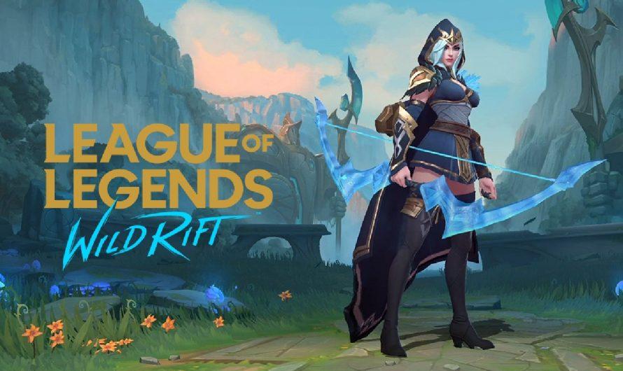Представлен синематик и геймплей к началу ОБТ MOBA League of Legends: Wild Rift