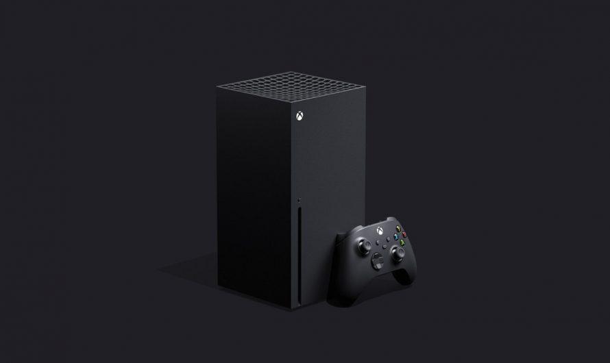 Демонстрация функций Xbox Series X|S