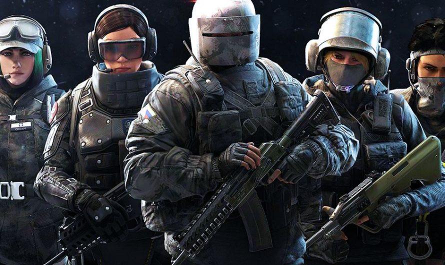 """Обновление """"Новое поколение"""" для Rainbow Six Siege выйдет 1 декабря"""