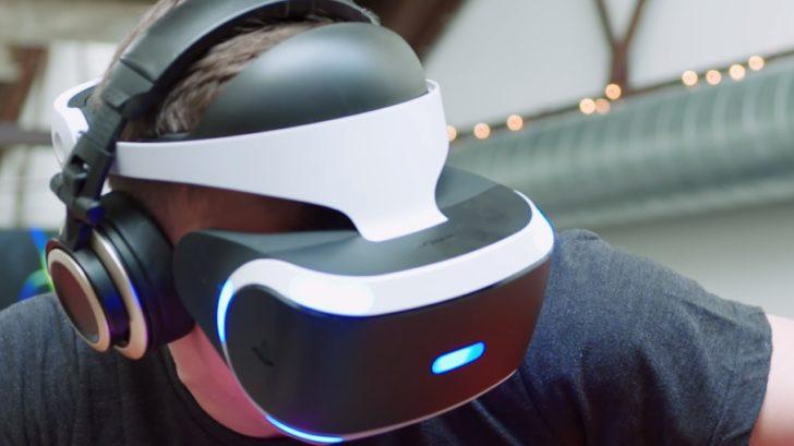 Sony уже готовит новое поколение PS VR