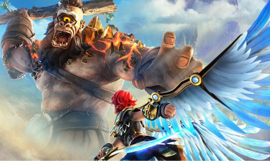 Представлено множество нового геймплея для Immortals Fenyx Rising