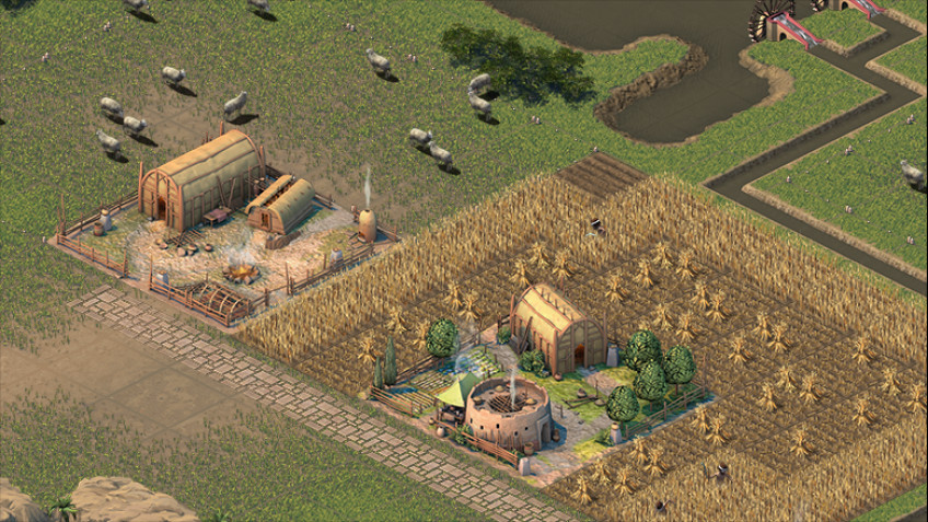 Градостроительный симулятор Nebuchadnezzar выходит 17 февраля