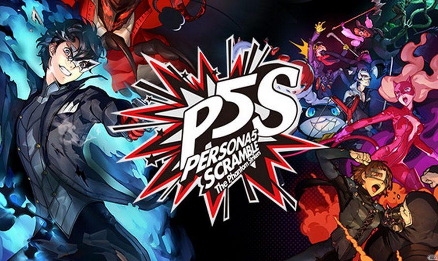 Релиз западной версии Persona 5 Scramble: The Phantom Strikers может состояться 23 февраля