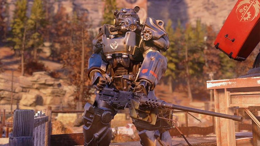"""Обновление """"Стальной рассвет"""" для Fallout 76 вышло раньше из-за ошибки разработчиков"""