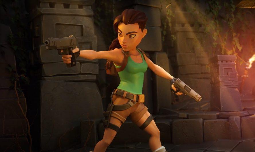 Анонсирована Tomb Raider Reloaded для мобильных телефонов