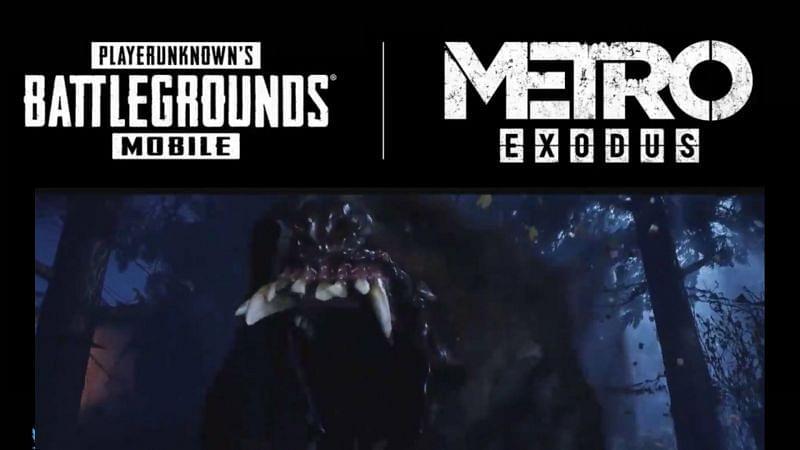 Трейлер к релизу кроссовера PUBG Mobile и Metro Exodus