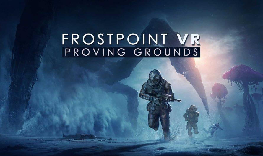 Представлен трейлер к релизу Frostpoint VR: Proving Grounds