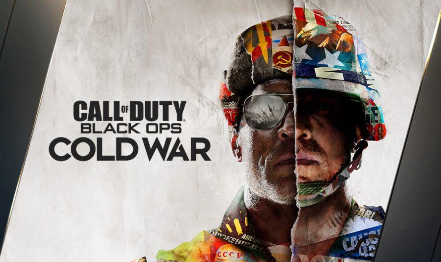 Call of Duty: Black Ops Cold War получила обновление 1.02 для PS4