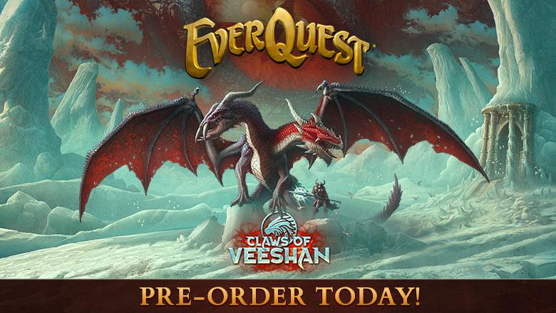 Дополнение Claws of Veeshan для EverQuest выйдет 8 декабря