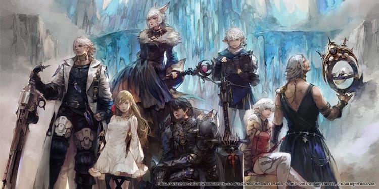 Трейлер к обновлению Futures Rewritten для Final Fantasy XIV
