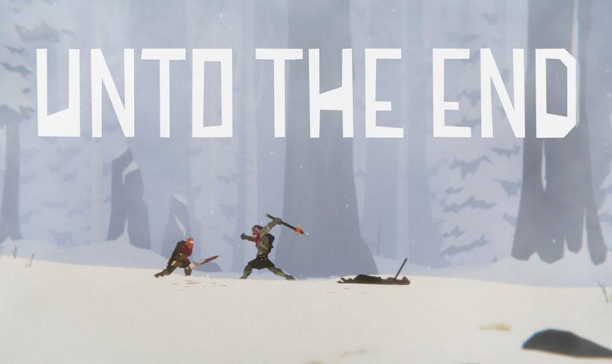 Релиз игры Unto The End состоится 9 декабря 2020 года