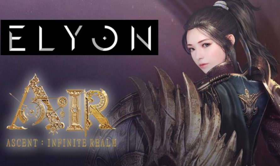 Стресс-тест MMORPG Elyon состоится 28 ноября