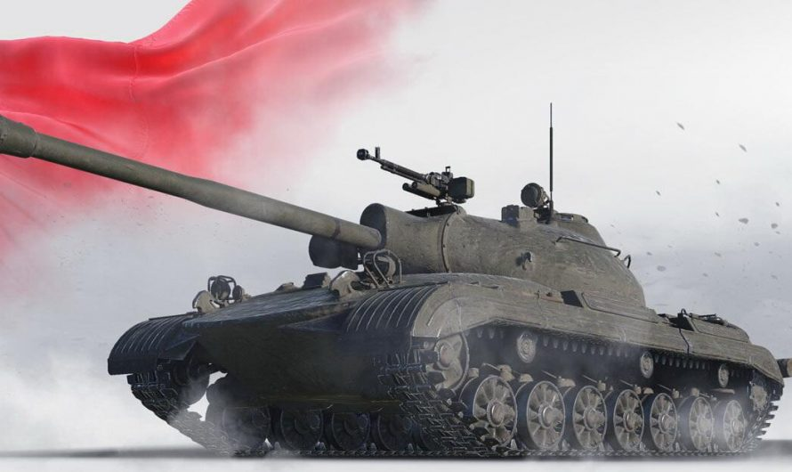 Обзорный трейлер на Объект 274а –  World of Tanks