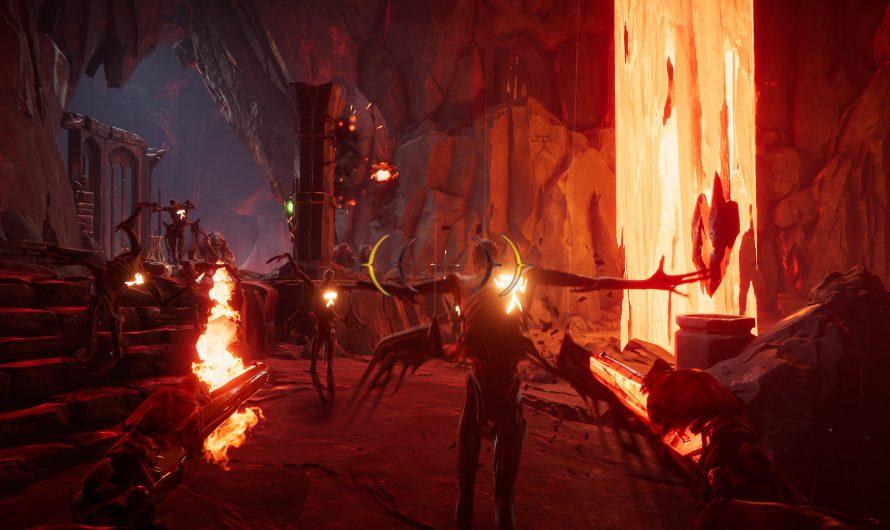 Представлен очередной геймплей ритм-шутера Metal: Hellsinger