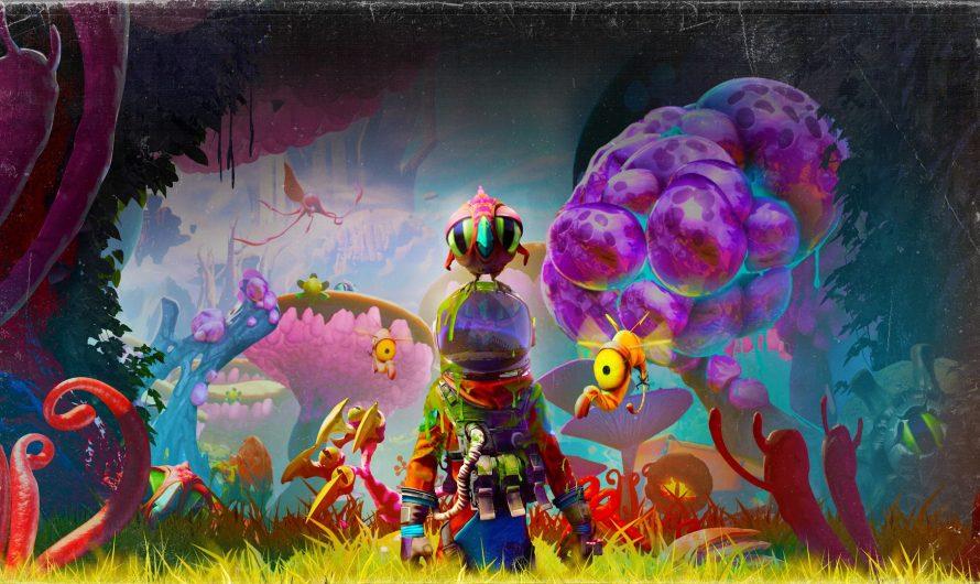 Steam версия адвенчуры Journey To The Savage Planet выйдет 28 января