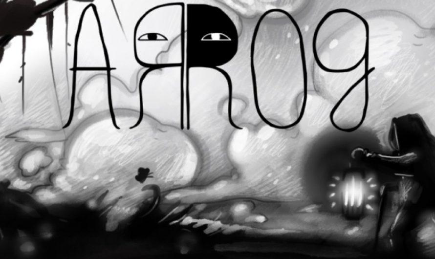 Релиз головоломки Arrog состоится 5 февраля на PS4 и PS5