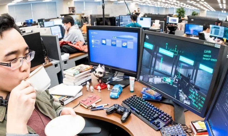 Sony могла засветить кадр нового эксклюзива для PlayStation 5