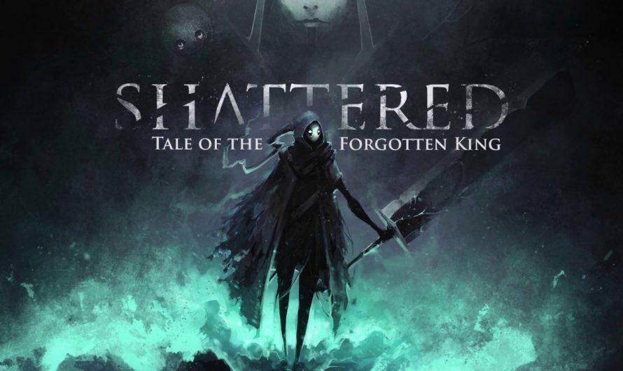 Официальный релиз Shattered: Tale of the Forgotten King состоится 17 февраля