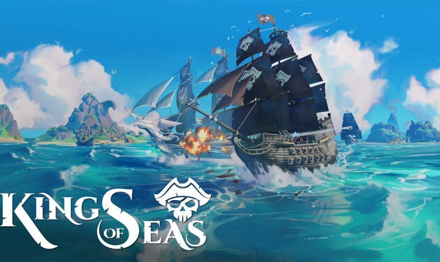 Релиз экшена King of Seas состоится 18 февраля