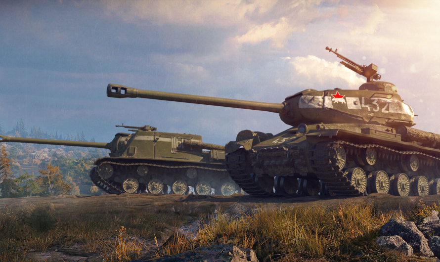 В World of Tanks началась акция Снятие блокады Ленинграда