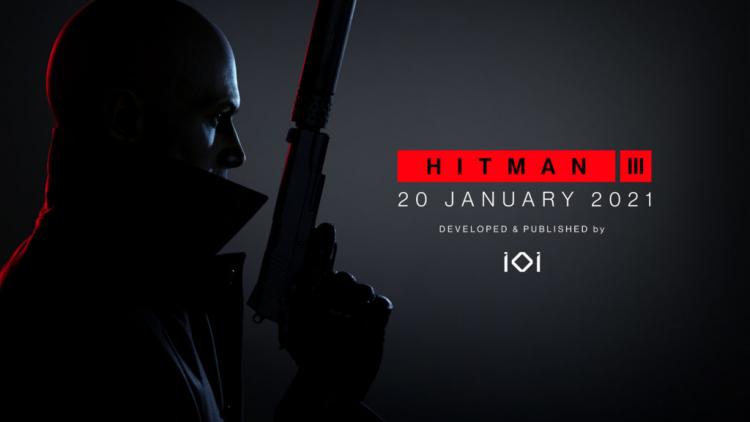 Представлен открывающий ролик Hitman 3